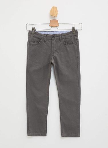 DeFacto Regular Fit Pantolon Antrasit